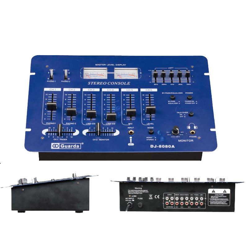 DJ-8080A