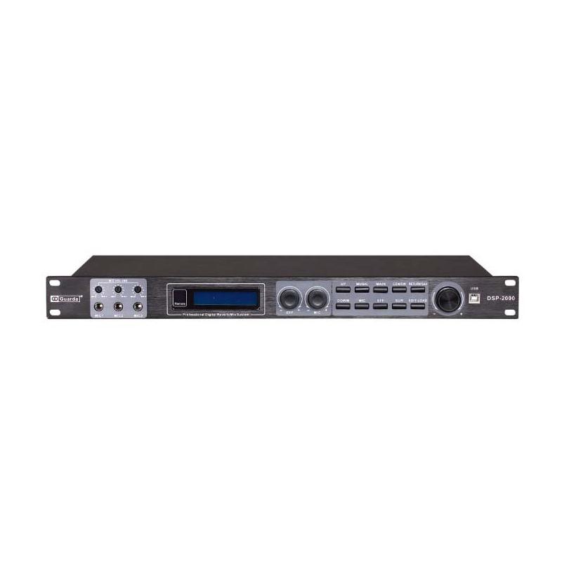DSP2000数字效果处理器